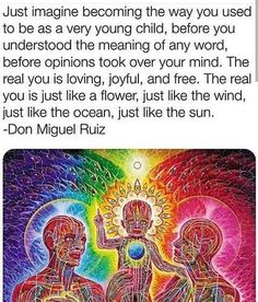 This is a great reminder to think back about how you used to wonder at the world as a child before anybody's attitudes and beliefs were put upon you. Spiritual Awakening Quotes, Spiritual Love, Healing Quotes, Spiritual Thoughts, Quotes To Live By, Me Quotes, Energie Positive, Energy Quotes, Deep Thoughts