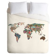 Bianca Green Louis Armstrong Told Us So Duvet Cover | DENY Designs Home Accessories