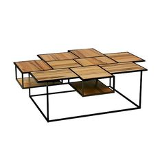 Vanity coffee table from Roderick Vos at Chaplins