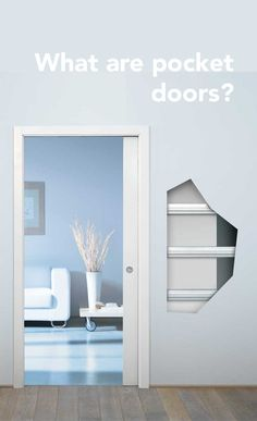 What Are Pocket Doors An Eclisse Sliding Door Is A System Of Building