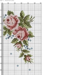 Cross Stitch Rose, Cross Stitch Flowers, Cross Stitch Patterns, Summer Crafts, Diy And Crafts, String Art, Needlepoint, Knots, Embroidery