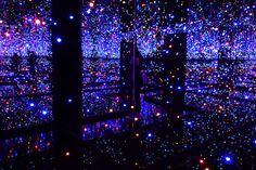 Infinity Room - Yayoi Kusama