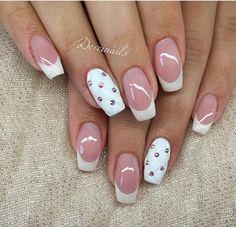 *-* wedding nails for bride