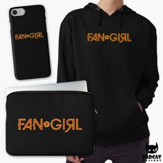 'Fangirl' design inspired by the Canadian-American supernatural Western horror Tv Show 'Wynonna Earp'.  #WynonnaEarp