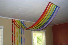 Rainbow - decoration for programs!