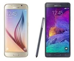 Samsung Galaxy S6 and Galaxy Note 4 both are being the most preferable smartphones of the time. The handsets are inducted with excellent features in terms of display, body, operating system, processor, battery and many others. Here, we will be explaining about the camera and the memory capacity of both the smartphones.