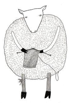 Ulla's drawings