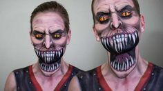 2K2BT tattoo apparel : 16 Awesome Face Paint Creations By Elsa Rhae Pageler