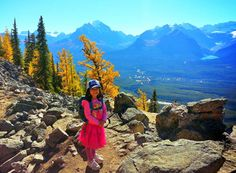Tick Safety: Wear light colours and long sleeves, and tuck pants into socks. ~Play Outside Guide for Where Rockies