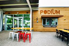 :: PODIUM CAFE :: 'Podium Cafe' - Karapiro Lakeside rustic cafe in Cambridge, NZ. World class rowing venue. Rustic Cafe, Commercial Architecture, Rowing, Cambridge, Outdoor Decor, Projects, Home Decor, Rustic Coffee Shop, Log Projects