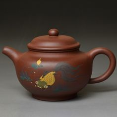 FREESHIP for FEDEX,chinese yixing purple grit teapot,tea pot set,250ml,handmake,ZiSha,DuoZhi on AliExpress.com. $120.00