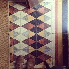 #mosaicohidraulico / tiles