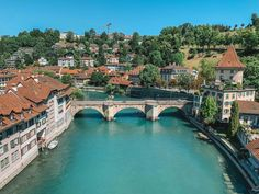 Berna  capitala de facto a Elveției