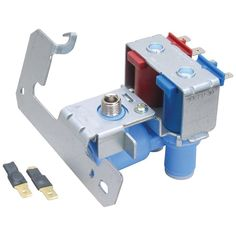 EXACT REPLACEMENT PARTS ERWR57X10051 Refrigerator Water Valve (Replacement for GE(R) WR57X10051)