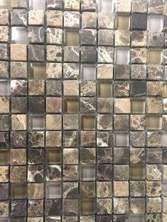 Cobblestone Backsplash metal glass tile backsplash stainless steel wall crystal glass