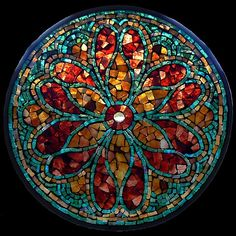 David Chidgey - Art Glass Mosaics - Fine Art Greeting Cards