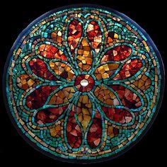 mosaic mandala - Google Search