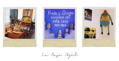 LA CASA AZUL | FRIDA KAHLO'S HOUSE