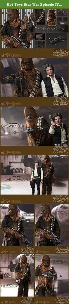 Hot Toys Star War Episode IV A New Hope Chewbacca 1/6 Scale Figure. Sideshow Collectibles and Hot Toys fans can expect to see a large collection of high-end collectibles from the iconic Star Wars saga coming soon! With Hot Toys' acquisition of the right to manufacture collectibles for the Star Wars universe and the official reveal of the 1/6th scale Han Solo Collectible Figure, we wouldn't forget about Han Solo's trusty sidekick, the legendary Wookiee - Chewbacca. Many Star Wars fans have...