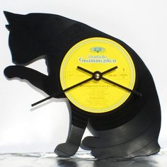 KITTY WALL CLOCK- $40