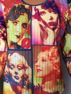 Mesmerize Women Top L Hollywood Actresses Image Designer Fashion Hip   | eBay
