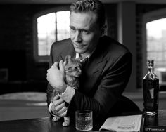 Tom Hiddleston by Charlie Gray - Short List 2015 outtakes
