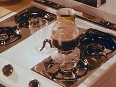 Yes America, there was a time before Starbucks, when we learned how to make coffee at home (even before Mr. Coffee was invented!). 1961 film about the culture of coffee.