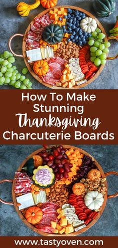 Thanksgiving Appetizers, Thanksgiving Recipes, Fall Recipes, Holiday Recipes, Appetizers Table, Thanksgiving Table, Charcuterie Recipes, Charcuterie Platter, Charcuterie And Cheese Board