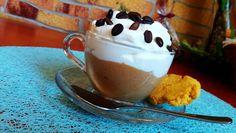 Matróz kávés pohárkrém Minion, Rum, Pudding, Keto, Desserts, Recipes, Food, Tailgate Desserts, Deserts