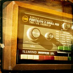 Fortlive / Small Pro – The I Vs I Remix LP