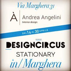 DESIGN CIRCUS STATIONARY | MILANO DESIGN WEEK | ANDREA ANGELINI | VIA MARGHERA 31 www.curiositamilano.it