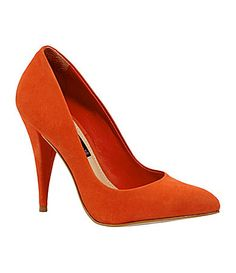 Steven by Steve Madden Alenah PointedToe Pumps #Dillards