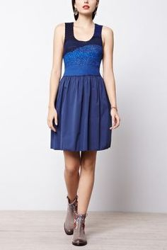 Handknit Raffa Dress