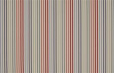 Stripe fabric - Natural Curtain Company