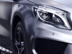 Mercedes-Benz objavio je najnoviji video koji predstavlja 2014 GLA crossover, automobil koji će doživeti zvaničnu premijeru proizvodnog modea na Frankfurt Motor Show-u 2013 sledećeg meseca.