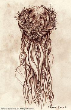 Tangled - Sketch