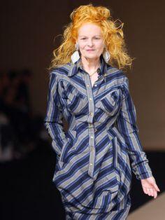 Vivienne Westwood (we profiled her in a Frisky Friday…