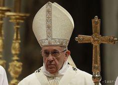 Pápež František slávil Popolcovú stredu v rímskej bazilike - Zahraničie - TERAZ.sk