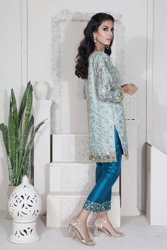 Pakistani Designer Online | Sarosh Salman | Luxury Pret & Wedding Wear Pakistani Fashion Party Wear, Pakistani Formal Dresses, Indian Party Wear, Pakistani Dress Design, Pakistani Suits, Shadi Dresses, Punjabi Suits, Casual Dresses, Fashion Dresses