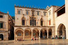 Sponza Palace -  Dubrovnik
