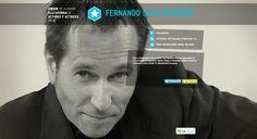 Actor FERNÁNDO SECO MARRONE