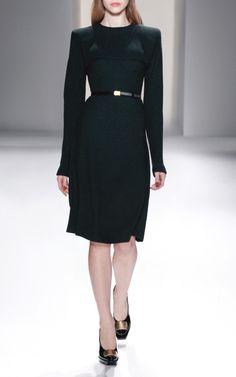 FW 2013 Look 13 Dress by Calvin Klein