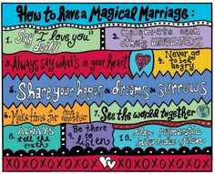 How To have a Magical Marriage