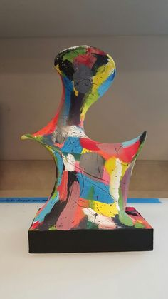Art Movement Sculpture- A Space to Create