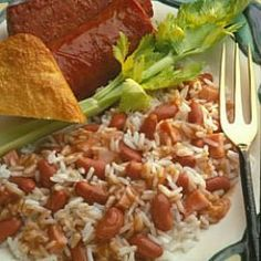 Worlds Best Red Beans And Rice - this is the ONLY beans and rice recipe that I will use now. I have a pot simmering on the stove for a friend as we speak. Best beans ever!