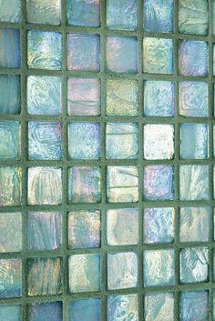 Pretty shiny tiles