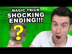 MAGIC TRICK w/ SHOCKING ENDING!!!
