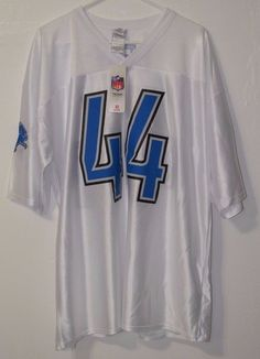 NFL Jersey's Men's Detroit Lions Dwayne Washington Pro Line Light Blue Player Jersey
