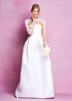 Angel Sanchez Bridal Fall 2016 Fashion Show