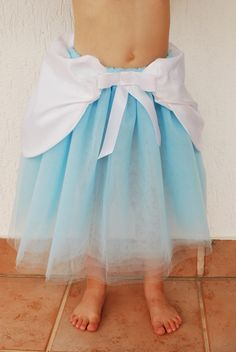 diy Cinderella Tutu. so cute!